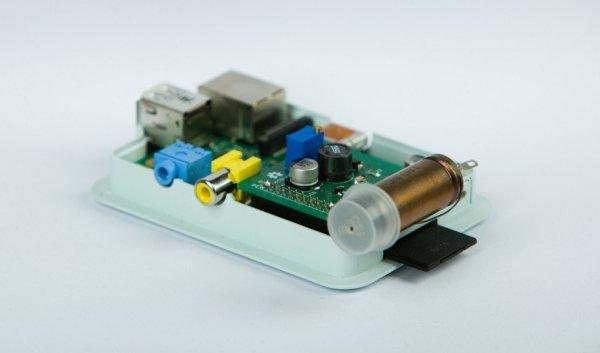 PiGI - Raspberry Pi Geiger-Müller Interface