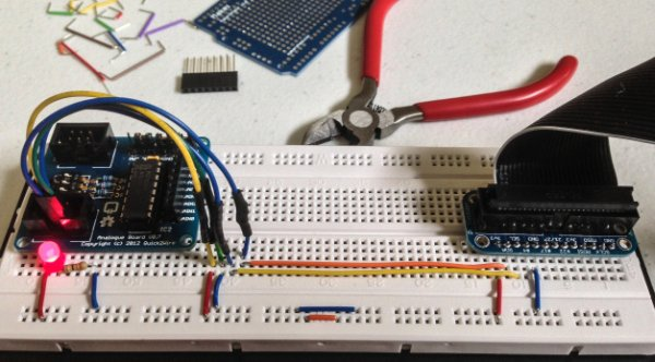Quick2Wire Interface Board – Assembly and Troubleshooting