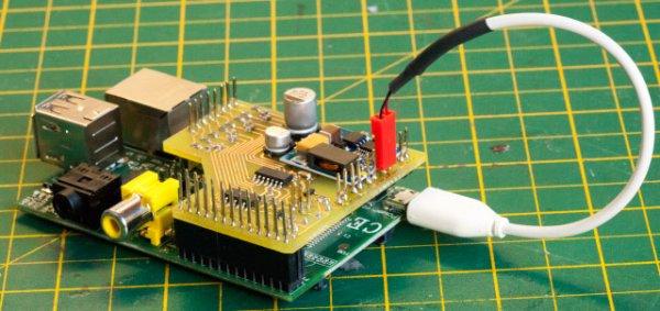 Raspberry Pi I2C Analog-to-Digital Converter board