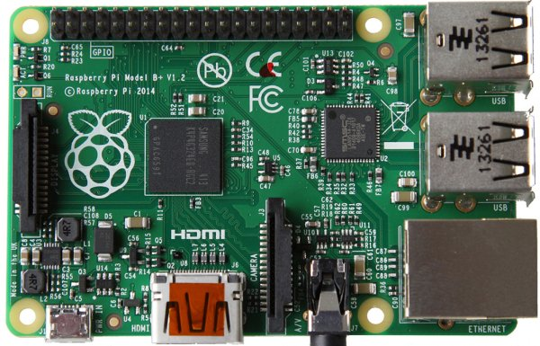 Raspberry Pi Launches New Model B+