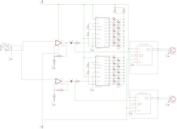 Raspberry Pi STL in a Box SChematic