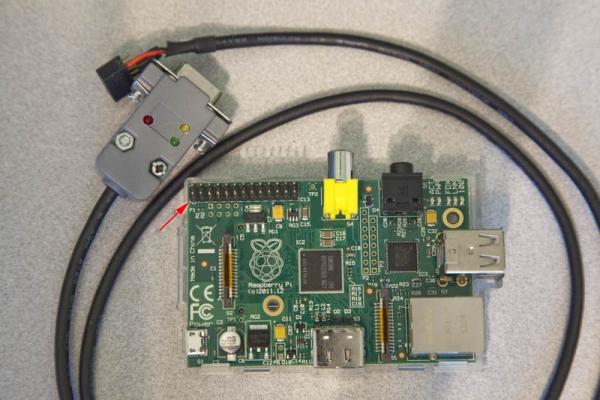 Raspberry Pi & Soundmodem – It works!! Board