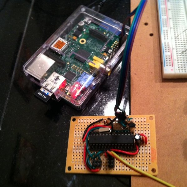 Raspberry pi and arduino serial communication