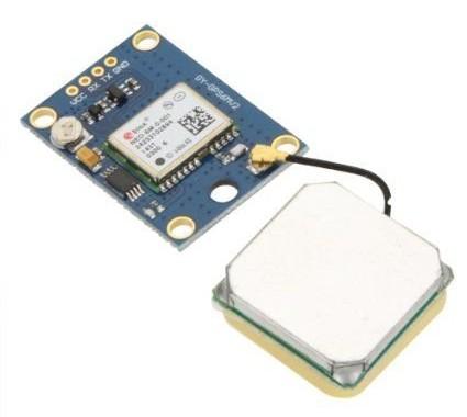Raspberry Pi the Neo 6M GPS