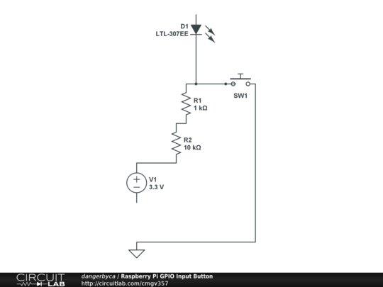 Rspberry Pi Project 1 – Pandora Streamera circuit