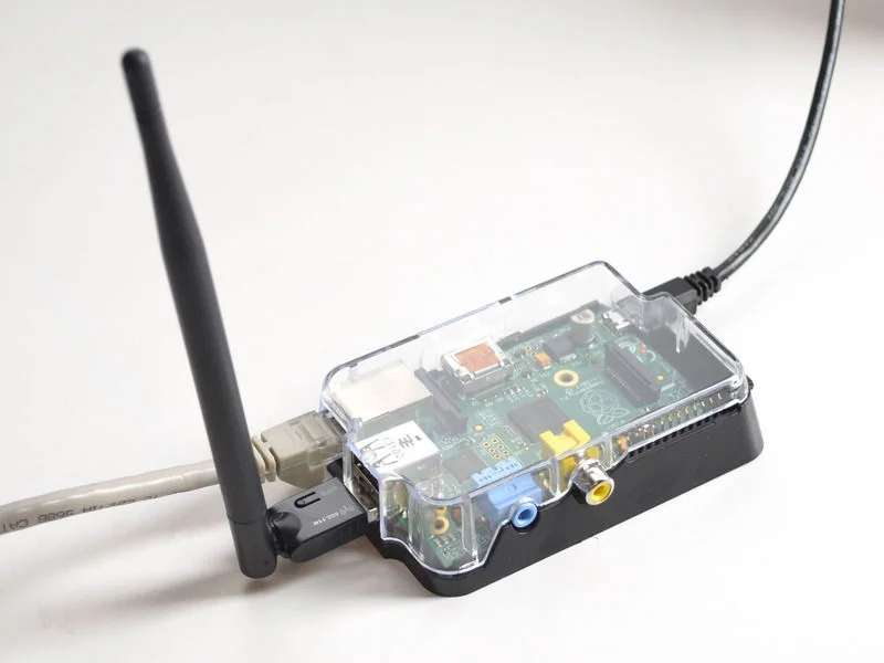 Setting up a isc-dhcp-server and hostapd on your raspberry pi