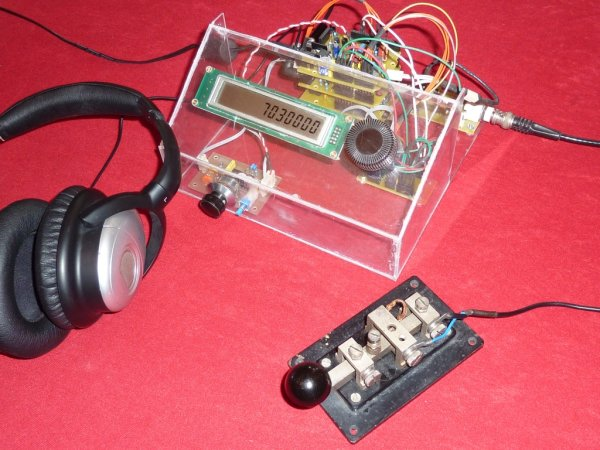 The Occam's Microcontroller Rig