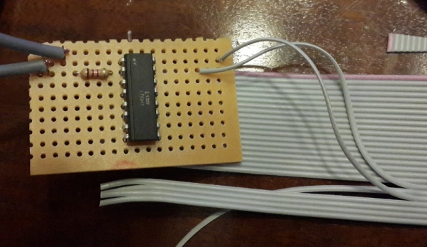 The Raspberry Pi Powered Speaking Doorbell – Part 1 The Input Circuit