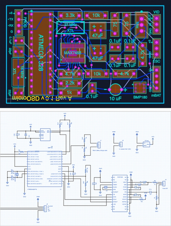 Cloud-based Electronic-Design Tools Gain Traction Schematic