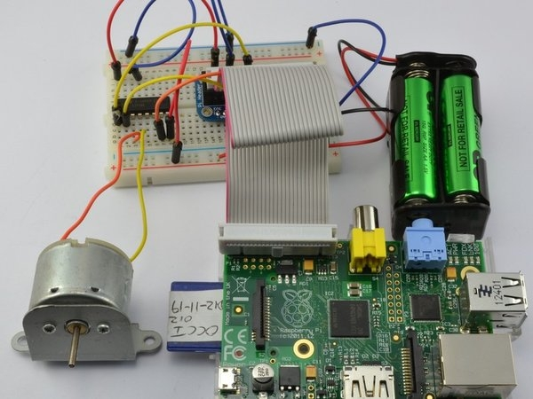 Control Stepper Motors With Raspberry Pi Tutorials and Resources