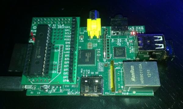 Raspberry Pi I O Expander Board