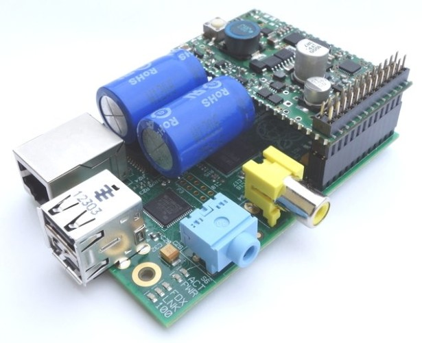 Raspberry Pi supercapacitor micro-UPS seeks funding