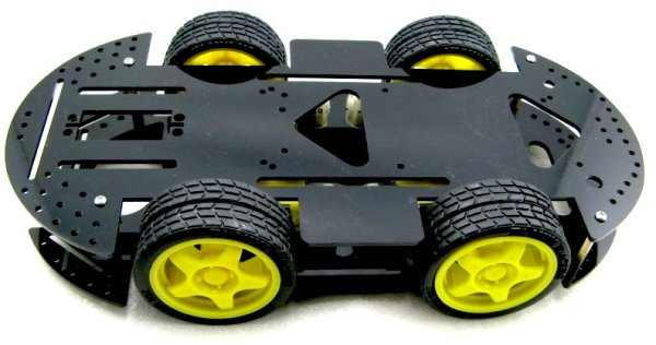 Use Raspberry Pi to Create Obstacle Avoiding Robot Chassis