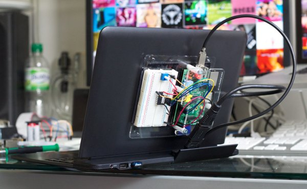 A Raspberry Pi Laptop, the easy way.