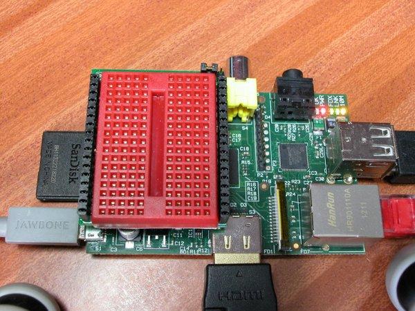 DTRONIXS Mini PiIO Protoboard
