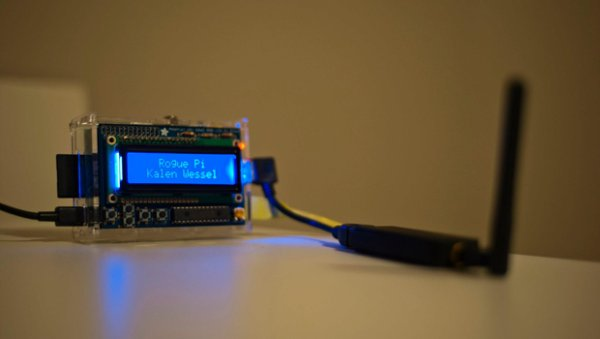 Developing the Rogue Pi