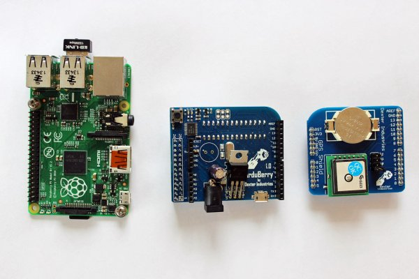 How to use and Arduino shield with the Raspberry Pi