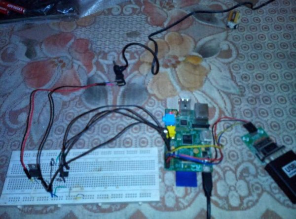 Interfacing RaspberryPi with DS1307,I2C based Real Time Clock