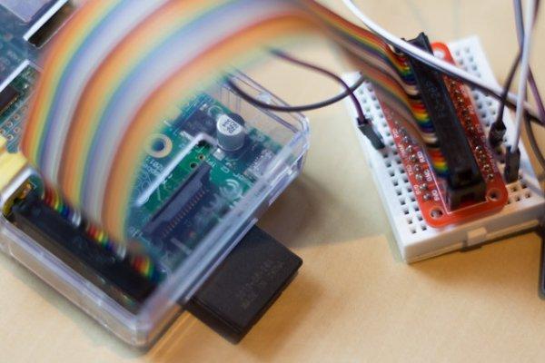 Make An Auto-Locking Office Door with Smartphone Proximity Sensor Schematic