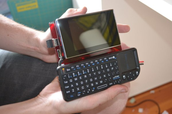 Make a Portable Computer Using a Raspberry Pi