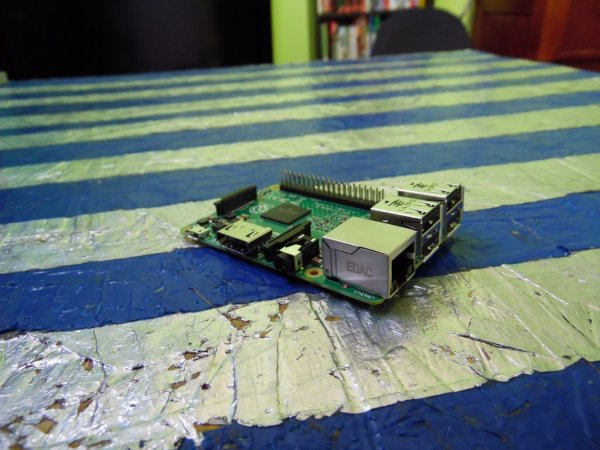 Raspberry Pi 2 (Model B+) Setup
