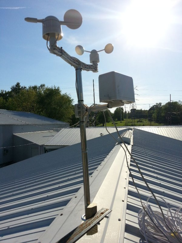 Raspberry Pi 2 Weather Station