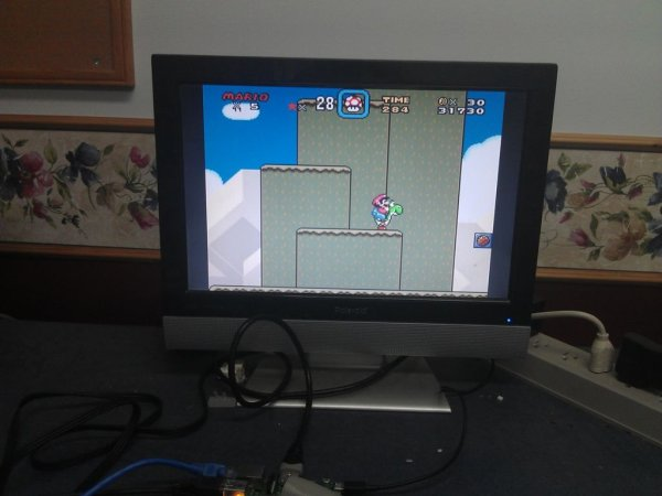 Raspberry Pi Emulation Station