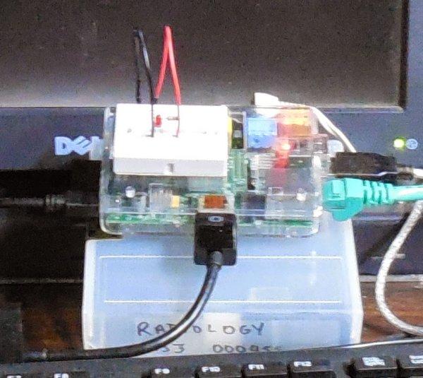 Raspberry Pi GPIO Pinout