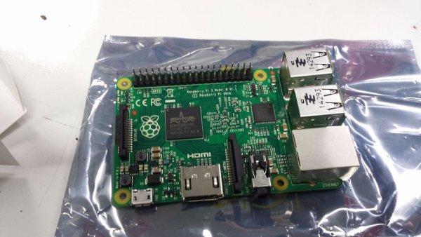 Raspberry Pi Timelapse schematic