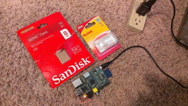 Raspberry Pi Wifi Internet Radio Player schematic