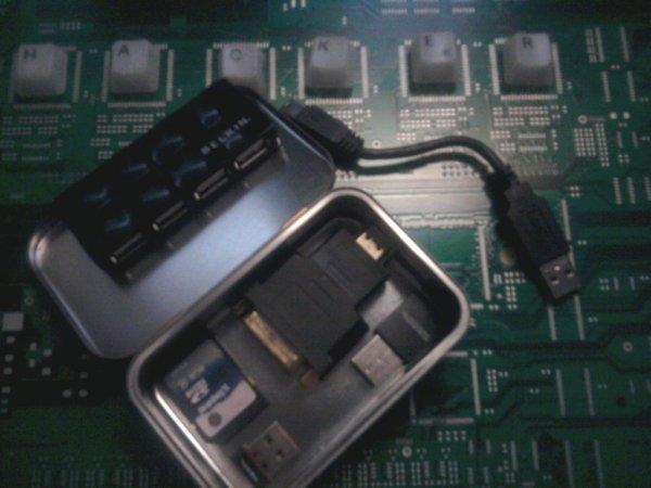 Raspberry Pi accessories tin schematic