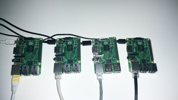 Raspberry Pi orchestration