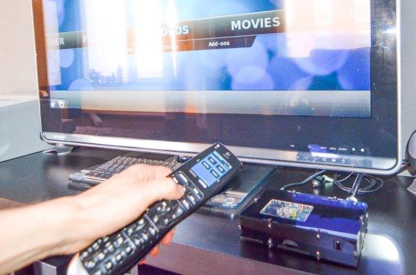 Raspberry media player casing