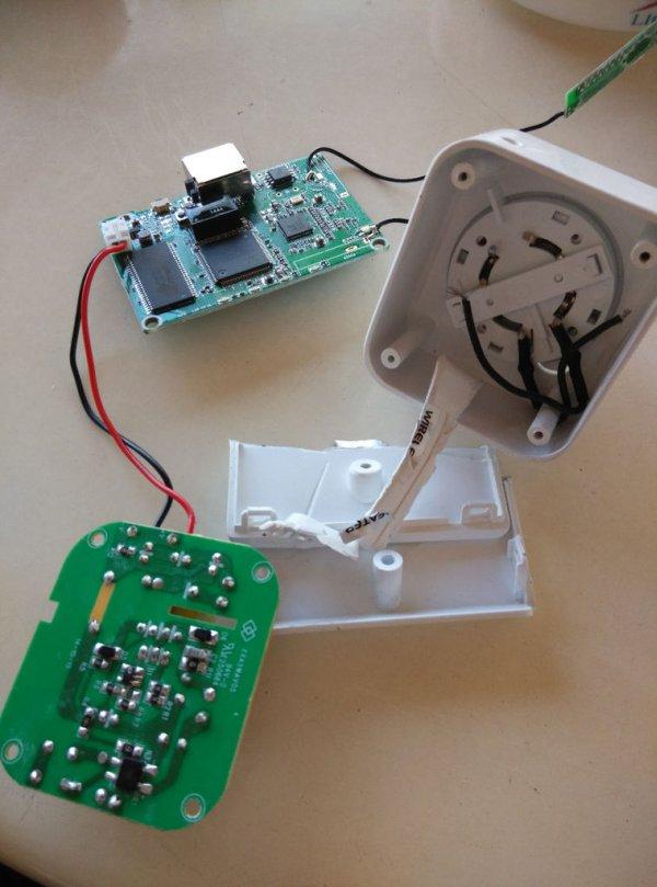 Raspberry pi Power case schematic