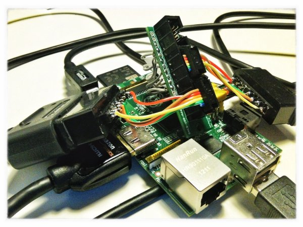 SNESDev-RPi A SNES-Adapter for the Raspberry Pi