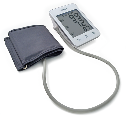 Blood pressure sensor features