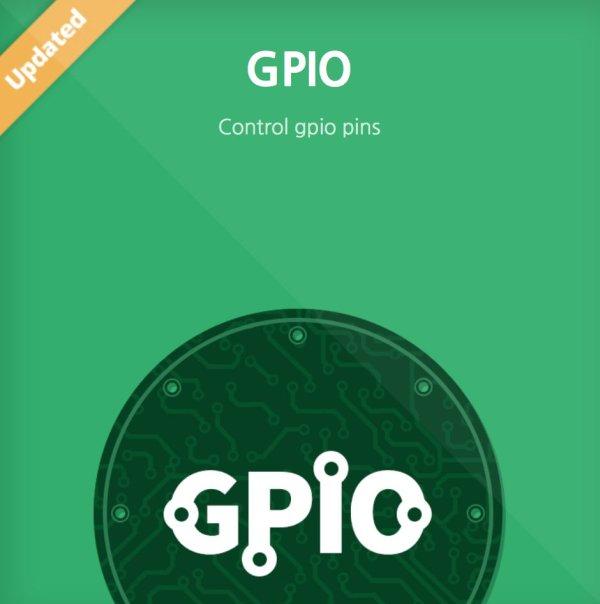 GPIO for Raspberry Pi B, B+, Pi 2 running PROTA Pi OS (HTML5)