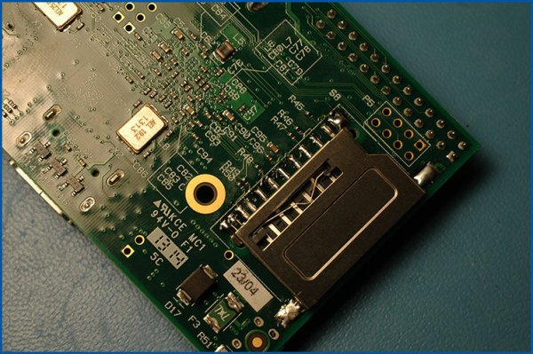 How to Repair a Broken Raspberry Pi SD Card Slot schematic