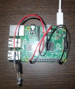 Internet Of Things with Raspberry Pi - 1 schematic