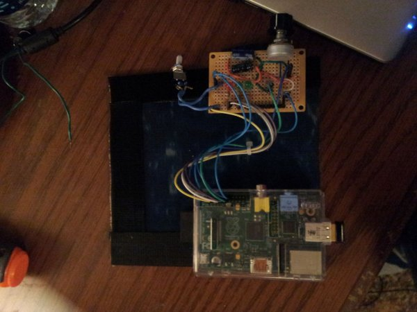 Raspberry Pi Dedicated Internet Radio and Music Player