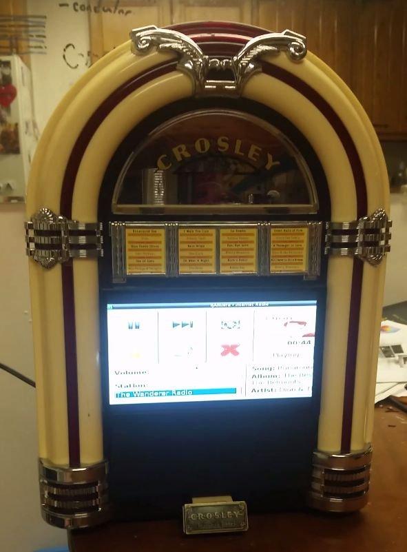 Raspberry pi Pandora's Jukebox