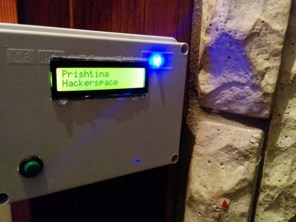 HACCSY  Hackerspace Access Control and Check in System