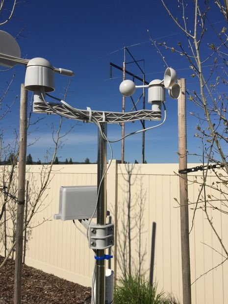 Join the IOT with your Weather Station CWOP