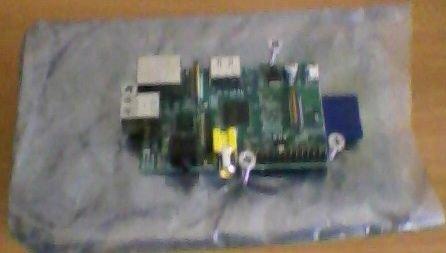 Minimal RaspberryPI base schematich