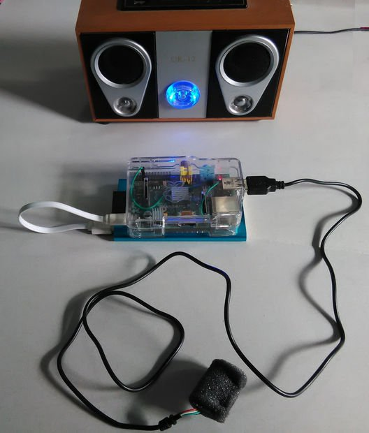 Raspberry Pi Based Wireless FM Microphone
