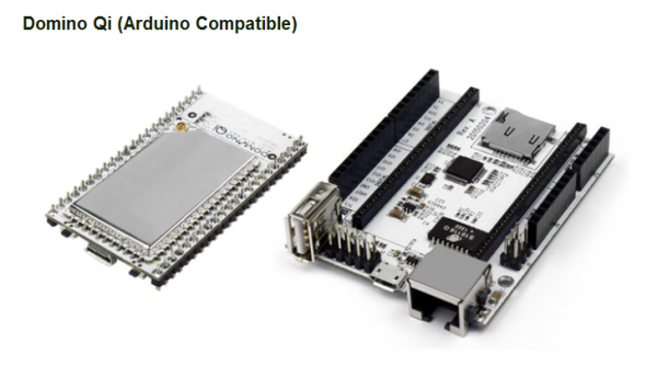 DOMINO IO – AN OPEN HARDWARE WIFI PLATFORM FOR THINGS