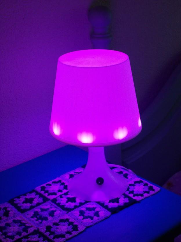 Hacking a LAMPAN Ikea lamp