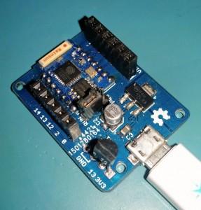 ESP8266 ESP-03 Dev Board