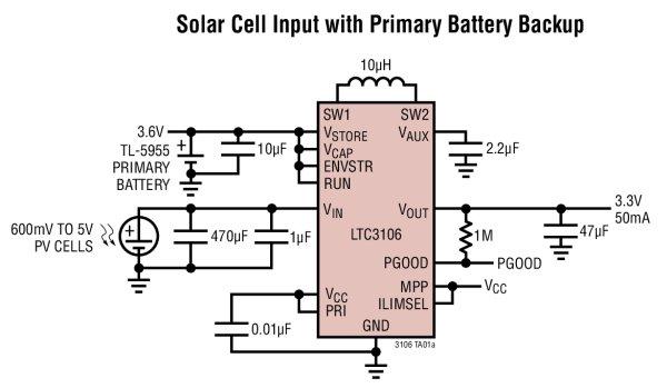 Low Voltage Buck-Boost Converter