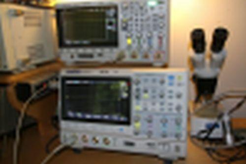 Siglent SDS 2304X oscilloscope